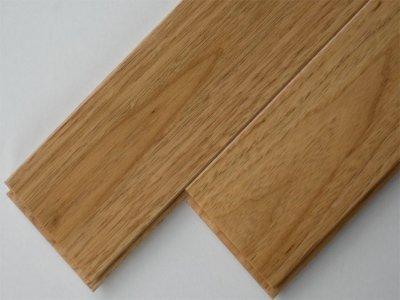 画像1: ウォールナット(くるみ)無垢フローリング床暖房用UNI・ウレタン塗装1818×75×15