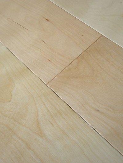 画像2: 複合フローリング ExEfloor カバ(バーチ) 床暖房対応 ウレタン塗装 909×120×12