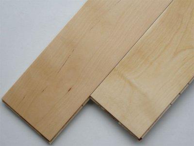 画像1: 複合フローリング ExEfloor カバ(バーチ) 床暖房対応 ウレタン塗装 909×120×12