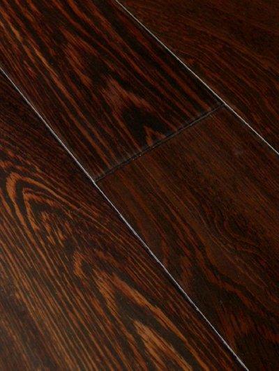 画像2: 複合フローリング ExEfloor ウエンジ ウレタン塗装・床暖房対応 909×120×12