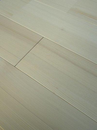 画像2: モミ(樅)柾目 無垢フローリングUNI 無塗装 1820×115×15