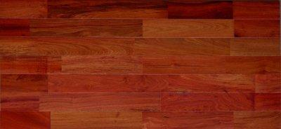 画像3: カリン幅広無垢フローリングUNI・ウレタン塗装1820×120×15