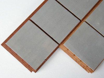 画像2: カリン無垢フローリング1P(OPC)直貼タイプ・ウレタン塗装606×75×15