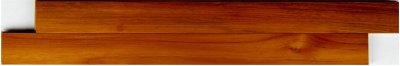 画像2: チーク無垢フローリング1P(OPC)直貼タイプ・ウレタン塗装606×75×15