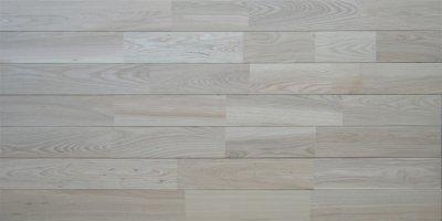 画像3: ホワイトアッシュ幅広無垢フローリングUNI・Sグレード無塗装1820×130×15