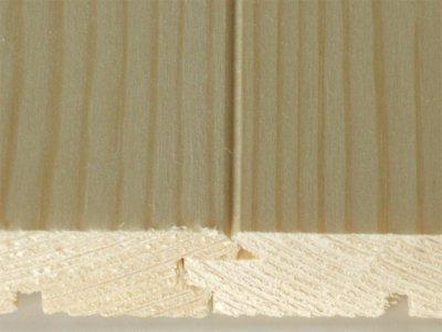 画像1: レッドパイン 無垢フローリング1P(OPC)床暖房用・ウレタン(マット)塗装1818×110×15