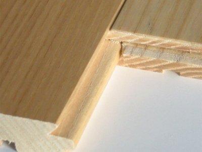 画像3: ホワイトアッシュ無垢フローリング床暖房用UNI・ウレタン塗装1820×90×15