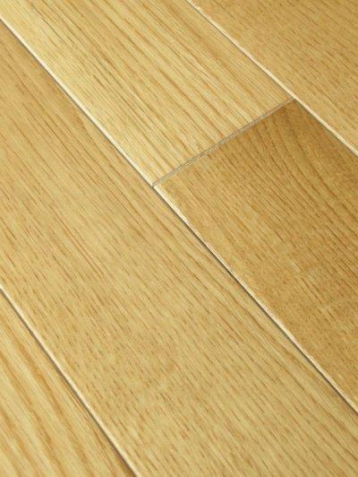 画像2: ナラ無垢フローリング1P(OPC)直貼タイプ床暖房対応・ウレタン塗装606×75×15