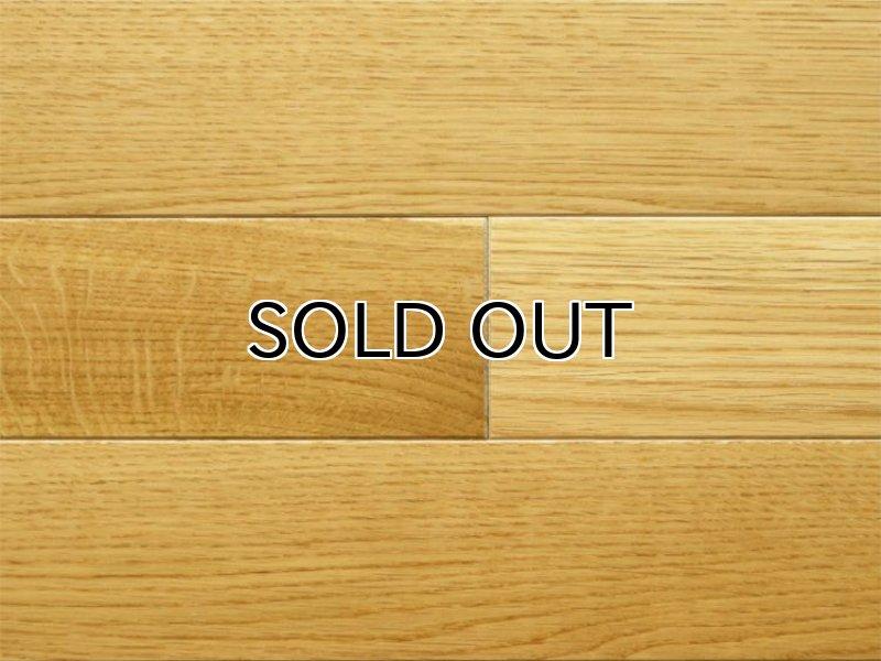 画像1: ナラ無垢フローリング1P(OPC)直貼タイプ床暖房対応・ウレタン塗装606×75×15 (1)