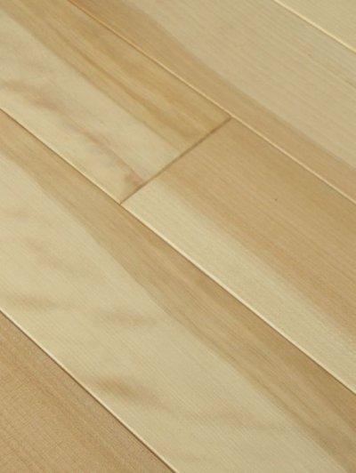 画像2: カバ無垢フローリング1P(OPC)直貼タイプ床暖房対応・無塗装606×75×15