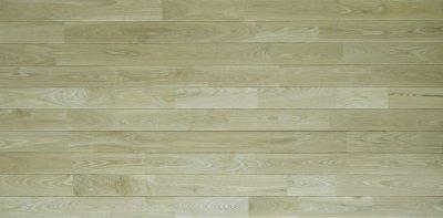 画像3: アッシュホワイトオイル無垢フローリングUNI・Sグレード1820×90×15