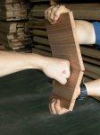 画像3: 試割り板100枚セット(国産杉)240ミリ×200ミリ×12ミリ(Mサイズ) 【送料無料】 (3)