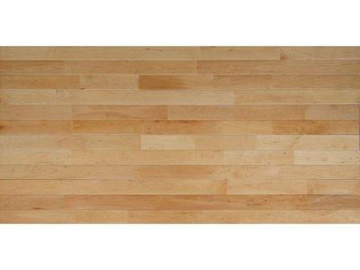 画像3: メープル無垢フローリングUNI・床暖房用・ウレタン塗装1818×75×15
