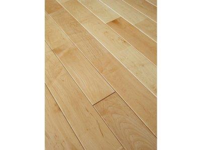画像2: メープル無垢フローリングUNI・床暖房用・ウレタン塗装1818×75×15