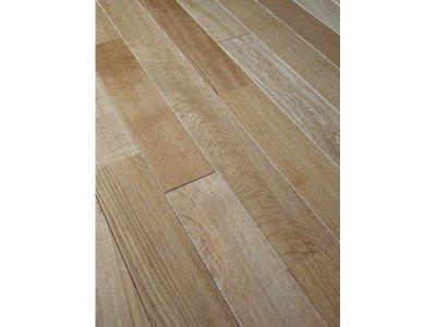 画像2: ナラ無垢フローリング床暖房用UNI・ウレタン塗装1818×75×15