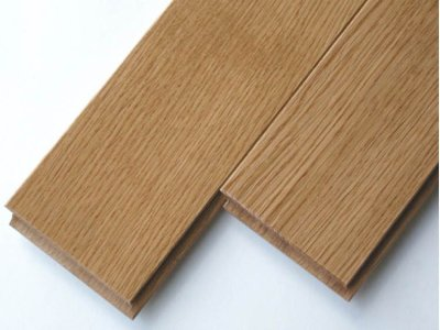 画像1: ナラ無垢フローリング床暖房用UNI・ウレタン塗装1818×75×15