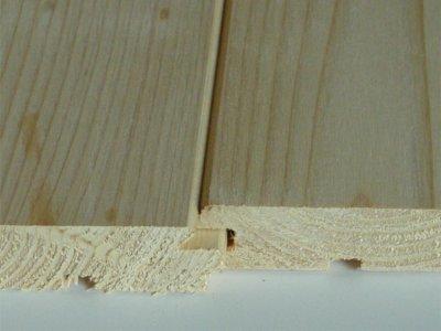 画像3: 桧無垢フローリング床暖房用 節有 無塗装 1818×105×15