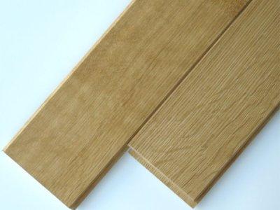 画像1: ナラ無垢フローリング床暖房用12ミリ厚UNI・ウレタン塗装1820×75×12