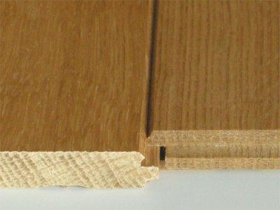 画像3: ナラ無垢フローリング床暖房用12ミリ厚UNI・ウレタン塗装1820×75×12