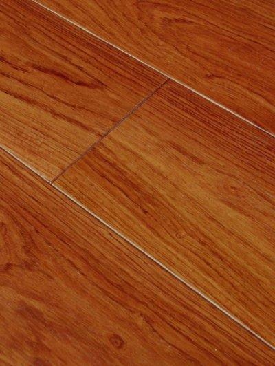 画像2: 本カリン複合フローリング 床暖対応 ウレタン塗装クリア 1818×145×15