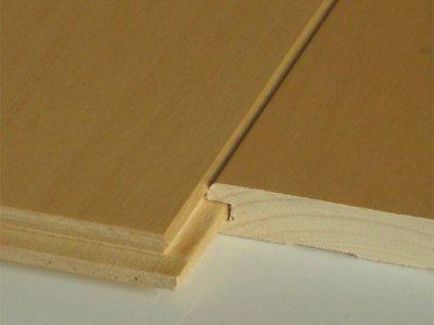 画像3: カバ無垢フローリング床暖房用UNI・ウレタン塗装1820×75×15
