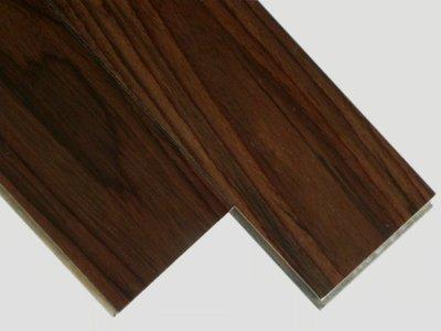 画像1: ローズウッド(シタン)無垢フローリング12ミリ厚・UNI・ウレタン塗装1820×90×12