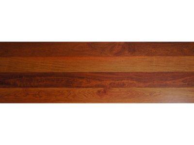 画像3: 本カリン複合フローリング 床暖対応 ウレタン塗装クリア 1818×145×15