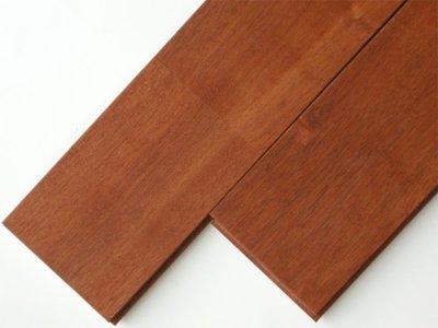 画像1: アジアンチェリー無垢フローリングUNI・自然塗料塗装1820×90×15