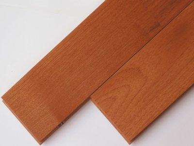 画像1: アジアンチェリー無垢フローリングUNI・ウレタン塗装クリア 1820×90×15