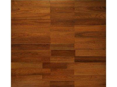 画像3: 複合フローリング ミャンマーチーク UNIタイプ・ウレタン塗装・床暖房対応 1820×120×12