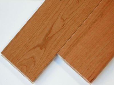 画像1: 複合フローリング アメリカンブラックチェリー UNIタイプ・ウレタン塗装・床暖房対応 1820×120×12