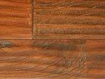 画像1: ケヤキ無垢フローリングUNIアンテーク・ウレタン塗装ダークブラウン色1820×120×15 (1)