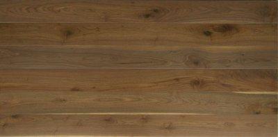 画像3: アメリカンブラックウォールナット三層フローリングNグレード 低温床暖対応 自然塗料塗装 1818×150×15