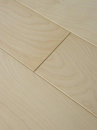 画像2: 複合フローリング ExEfloor カバ(バーチ) 床暖房対応 無塗装 909×120×12