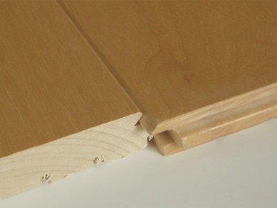 画像3: カバ無垢フローリング床暖房用UNI・自然塗料塗装Sグレード1818×90×15
