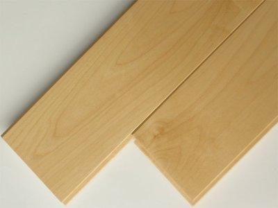 画像1: カバ無垢フローリング床暖房用UNI・自然塗料塗装Sグレード1818×90×15