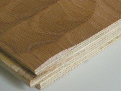 画像3: オーク複合フローリング スプーンカット 床暖房対応 無塗装 1818×150×15
