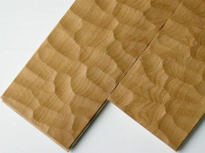 画像1: オーク複合フローリング スプーンカット 床暖房対応 オスモクリア 1818×150×15