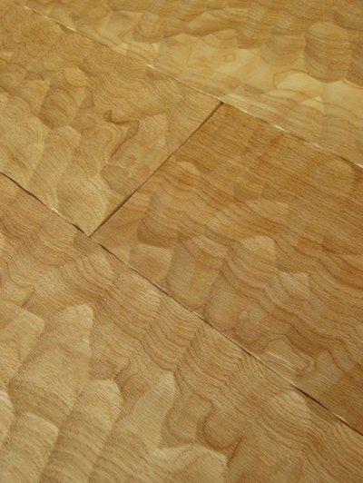画像2: オーク複合フローリング スプーンカット 床暖房対応 オスモクリア 1818×150×15