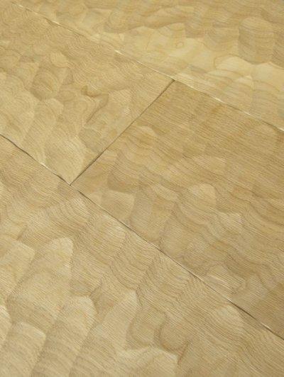 画像2: オーク複合フローリング スプーンカット 床暖房対応 無塗装 1818×150×15