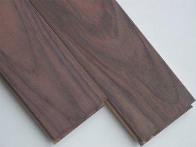 画像1: ローズウッド(シタン)無垢フローリング 乱尺・無塗装 乱尺×90×15