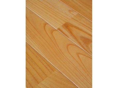 画像2: ケヤキ無垢フローリング床暖房用UNI・ウレタン塗装1818×75×15