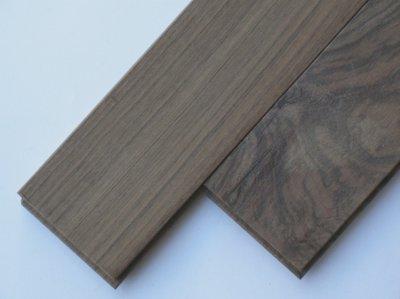 画像1: アジアンウォールナット無垢フローリングOPC・無塗装 1820×90×15