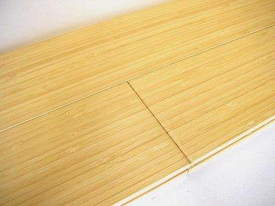 画像1: 竹 フローリング ライト色ウレタン塗装 1820×90.9×12