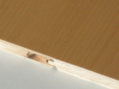 画像2: ノルディック三層フローリング スチームドビーチ 床暖対応 耐磨耗ウレタン塗装 1820×145×14.5