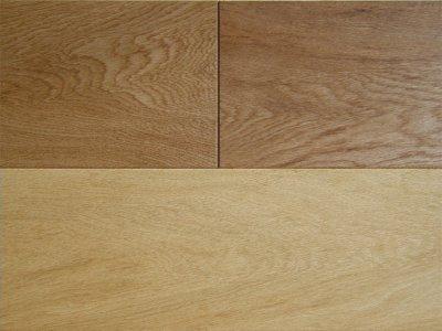 画像3: ナラ三層フローリングSグレード 低温床暖房対応 無塗装1818×150×15