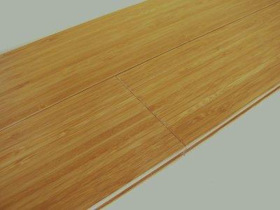 画像1: 竹 フローリング ミディアム色ウレタン塗装 1820×90.9×15