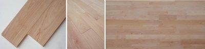 画像1: 西南桜無垢フローリングUNI・無塗装1820×90×15