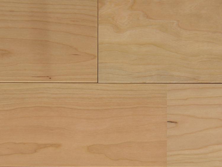 画像1: アメリカンブラックチェリー無垢フローリング幅広UNI・Sグレード無塗装1820×130×15 (1)