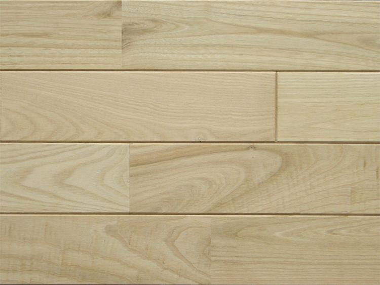 画像1: 栗無垢フローリング床暖房用UNI・無塗装1820×75×15 (1)